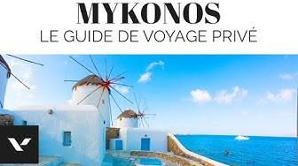 ►Guide de voyage de Mykonos [Grèce], ☀️les choses à voir absolument