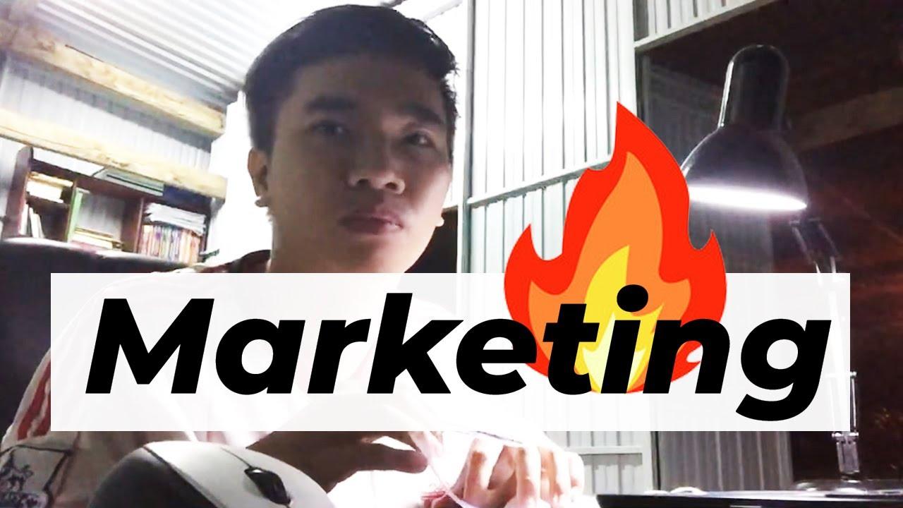 Cách chọn ngành học và sự thật về ngành Marketing | Tran Tien Dai