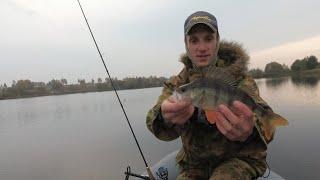 Рыбалка на хищника спиннинг осенью