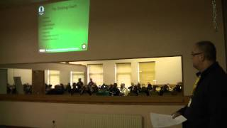 Joe Passmore - Coaching and the Female Athlete (Part 1 of 3)