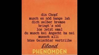 Phenomden - Nur Muet Lyrics HQ