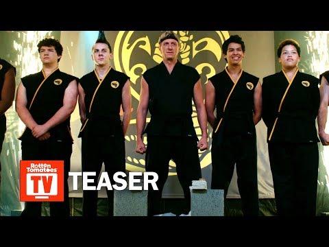 Cobra Kai Season 2 Teaser   Rotten Tomatoes TV
