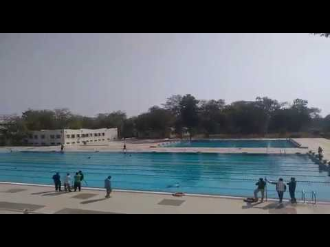 CWC Skilled Work Assistant Swimming Test
