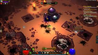 Torchlight 2 Very Easy Farming Method in Act 2