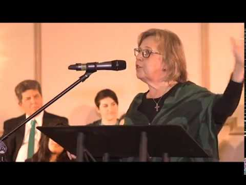 The Power of One Green - Elizabeth May in 2018