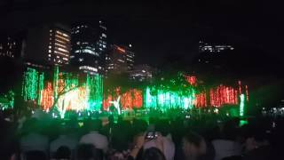 Ayala Triangle Festival of Lights 2016 - The Classic and Epic Christmas