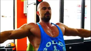 EuroWorkout - CROATIA Fitness Centar Joker - Chest & Triceps - Presents buda.fitness