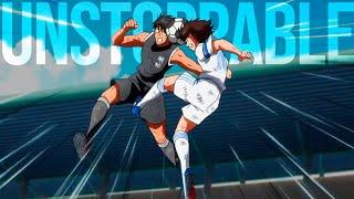 Tsubasa VS Hyuga - Captain Tsubasa「AMV」Unstoppable