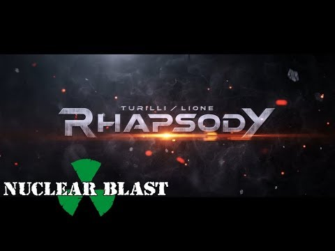 Turilli / Lione RHAPSODY - New Identity And Music (OFFICIAL TRAILER #2)