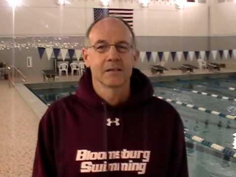 Bloomsburg university swim coach stu marvin youtube - Bloomsburg university swimming pool ...