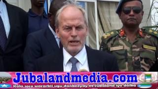 Daawo Nicholas Kay halkiisii maanya ee Kismaayo