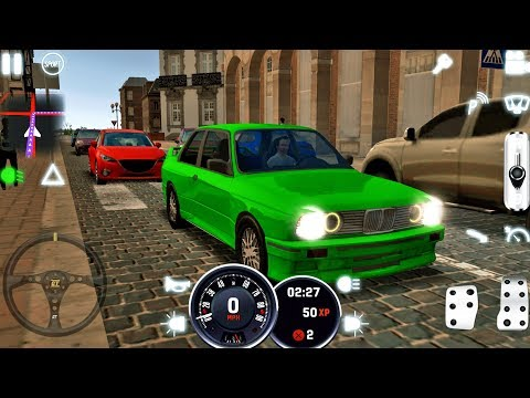 Driving School Classics #1 - New Car Game Android gameplay