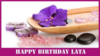 Lata   Birthday Spa - Happy Birthday