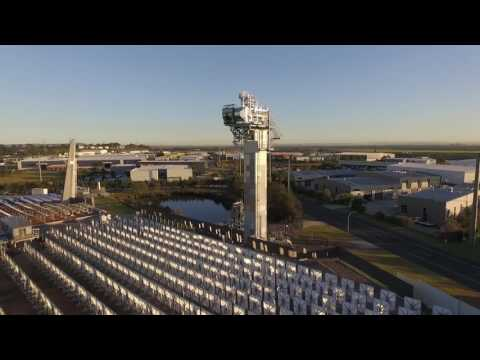 CSIRO Drone flying