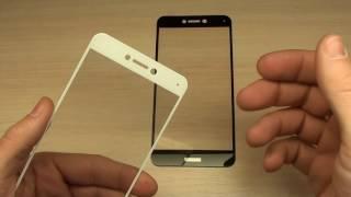 Защитное стекло для Huawei P8 Lite 2017 (на весь экран) обзор