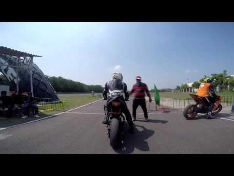 TrackDay Compilation - Madras Motor Sports Club, Chennai