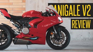 2020 Ducati Panigale V2 // Long Term Review (1-Year)