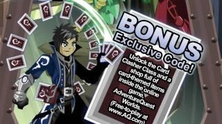 AQWorlds Card Game!!