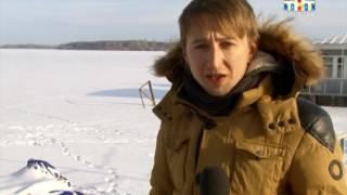 Недалеко от Энгельса под лёд провалились четыре человека, трое погибли