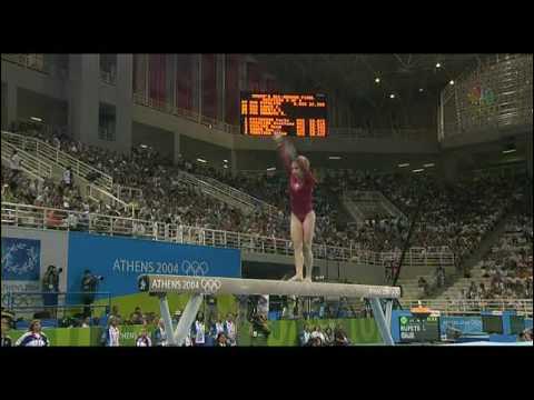 Courtney Kupets - 2004 Athens Olympics - AA BB