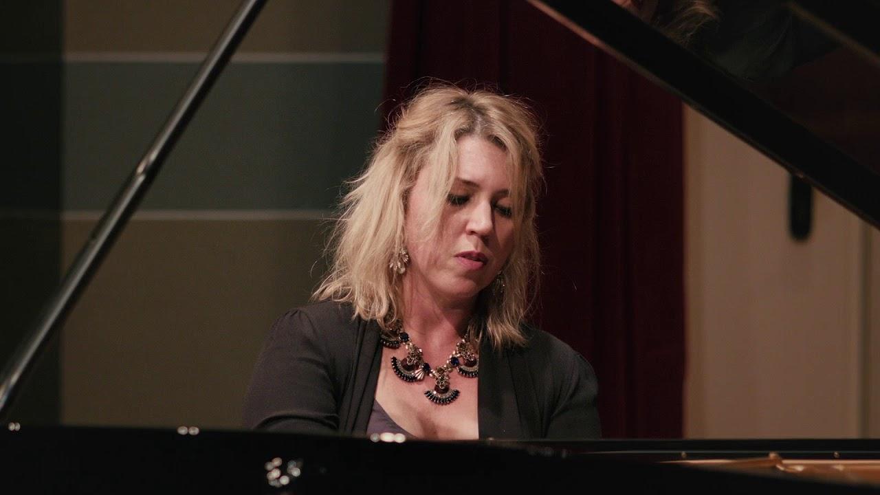 video: Gabriela Montero beim Heidelberger Frühling 2014 | Clara Schumann: Klaviersonate g-Moll (1842)
