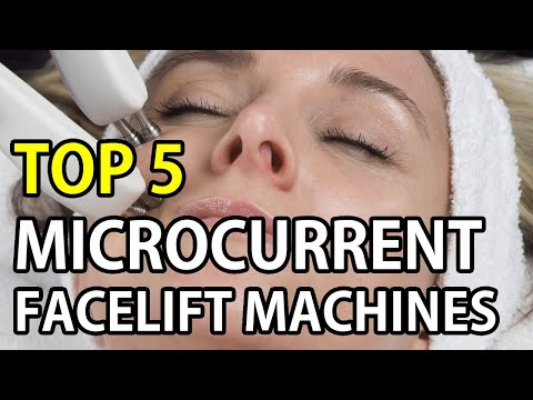 The 5 Best Microcurrent Facelift Machines [2020 Rankings]