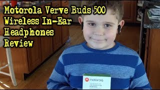 Motorola Verve Buds 500 Wireless In Ear Headphones Review