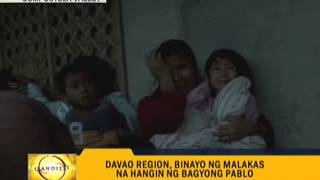 2,000 lose homes in Davao Oriental