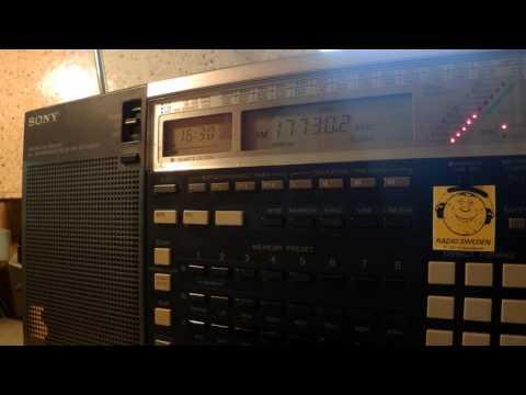 21 07 2016 Eye Radio in English to Sudan 1630 on 17730 Issoudun