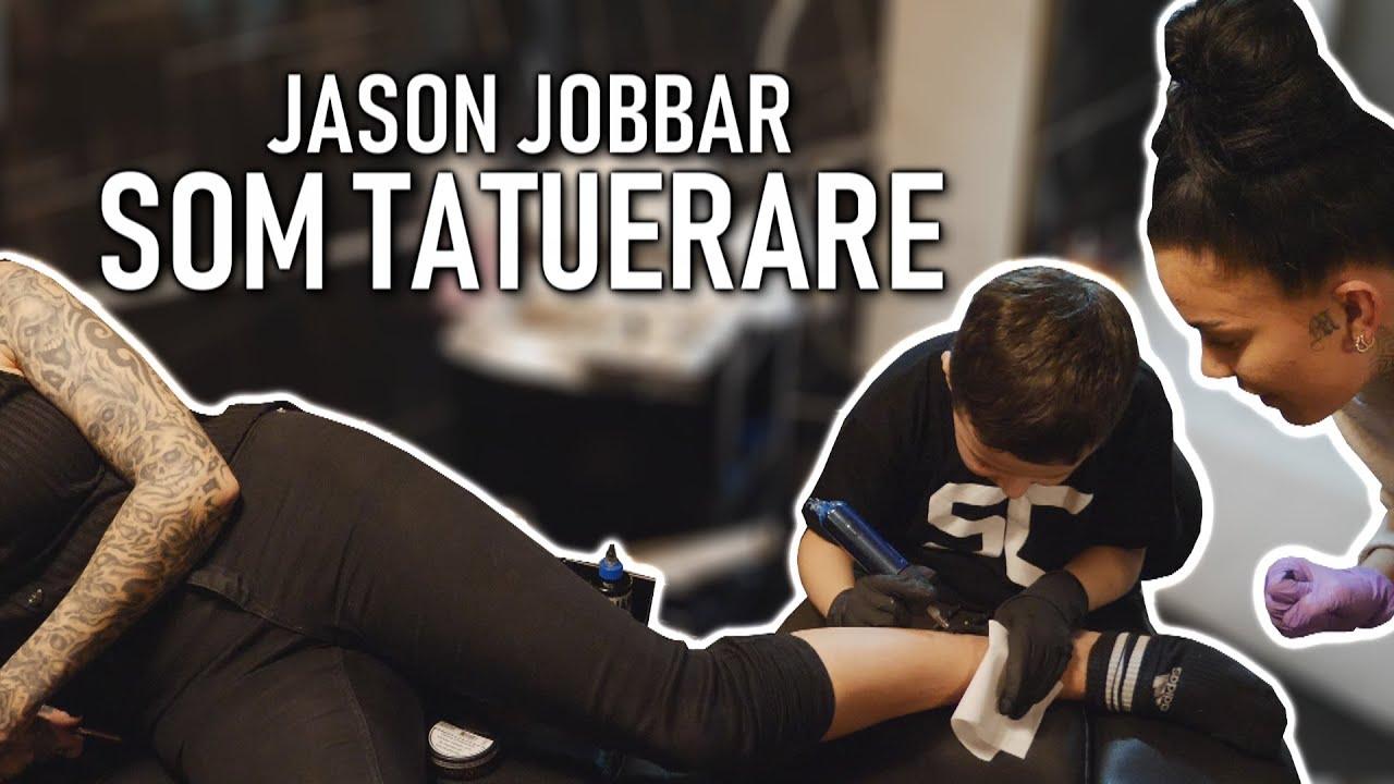 Jason Jobbar - Som Tatuerare