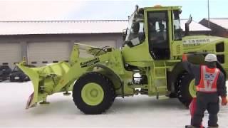 大規模災害時の車両移動訓練実施 小樽開発建設部画像