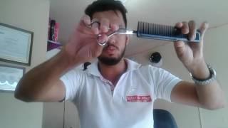 Princípios básicos da profissão de Barbeiro para iniciantes do curso de barbeiro