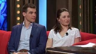 1. Veronika Vítková a Michal Krčmář - Show Jana Krause 21. 3. 2018