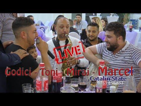 Godici - Miraj Tzunami - Toni - Marcel Minune - LIVE - Doine - Botez Germania Contesa - * NOU *