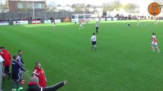Academy Cup 2015 Arsenal v West Bromwich Albion highlights