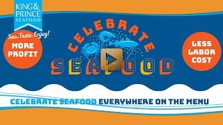 National Seafood Month 2017