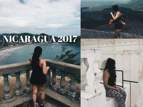 TRAVEL TO NICARAGUA - 2017