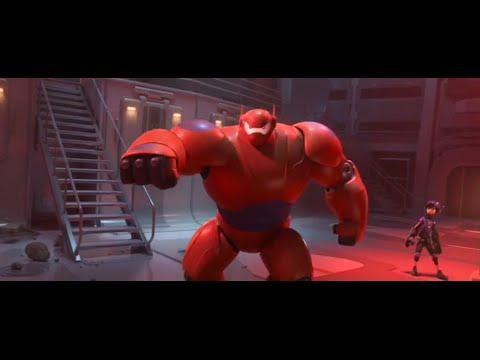 Big Hero 6: Baymax, Destroy Him!!! - Movie Scene (High Quality from DVDSCR.x264)