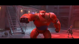 Big Hero 6: Baymax, Destroy Him!!! - Movie Scene (High Quality from DVDSCR.x264)