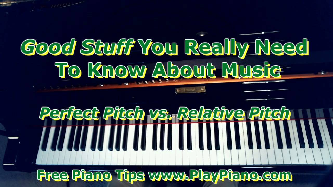 achieving the perfect pitch in musical reference note Perfect pitch perfect pitch or absolute pitch refers to the ability of some persons to recognize the pitch of a musical note without any discernable pitch standard, as if the person can recognize a pitch like the eye discerns the color of an object.