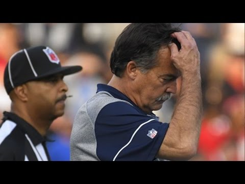 Rams FIRE Jeff Fisher A Week After Receiving Contract Extension