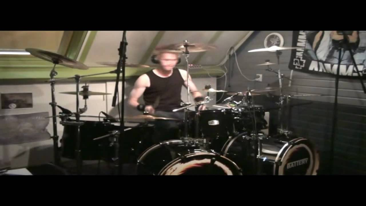 how to play kryptonit on the drums
