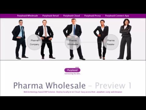 Purpleaid - Pharma Wholesale  - Preview 1