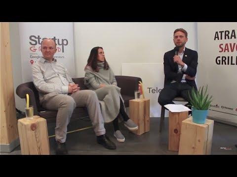 Startup Grind Vilnius hosts Vinted