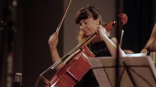 M. G. Villalobos - 2nd Mvt Double Concerto for Cello & Guitar (fragment) - Duo Vitare