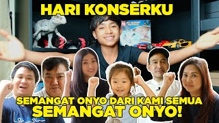 Download lagu RESTU AYAH BUNDA UNTUK ONYO MENUJU KONSER