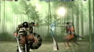 Onimusha Blade Warriors - Trailer - PS2