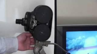 Bell & Howell 35mm Eyemo movie camera package