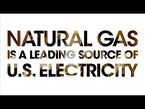 Natural Gas Is A Leading Source Of U.S. Electricity