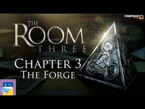 The Room Three (3): Chapter 3 COMPLETE Walkthrough The Forge & iOS Gameplay (Fireproof Games)